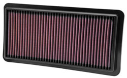 Replacement Air Filter for 2010, 2011 and 2012 Suzuki SX4 2.0L