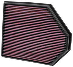 Replacement Air Filter for 2011 non-turbo & 2012 BMW X3 3.0L and BMW X3 20I 2.0L