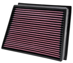 2014 Chevrolet Silverado 3500 HD 6.6L V8 Air Filter