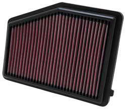 Give the 2012-2015 Honda Civic VTEC system the air it needs with a K&N Replacement Air Filter