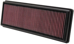 Replacement Air Filter for the 2012 Fiat 500 1.4L.