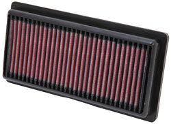 Replacement Air Filter for the 2012 Nissan Versa 1.6L