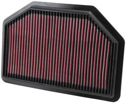 Hyundai Genesis Coupe 3.8L K&N Replacement Air Filter