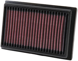 2015 Citroen C1 II 1.0L L3 Air Filter
