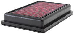 A K&N Air Filter carries a warranty for one million miles or 10 years of driving