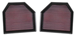BMW M3, M4, M5 & M6 K&N Air Filter Top