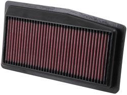 K&N Air Filter for the Chevrolet Spark 1.2L