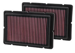 2000 Ferrari 360 3.6L V8 Stock Replacement Air Filters