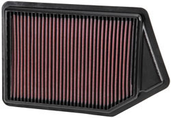 2016 Honda Accord 2.4L L4 Air Filter