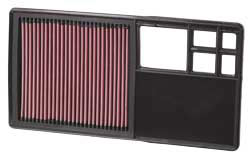 2012 Volkswagen Polo 1.4L L4 Air Filter