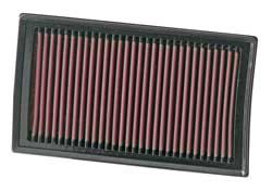 2009 Renault Modus 1.6L L4 Stock Replacement Air Filters