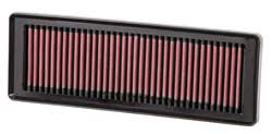 2016 Lancia Ypsilon 1.2L L4 Air Filter
