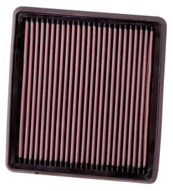 2011 Opel Corsa D 1.7L L4 Air Filter