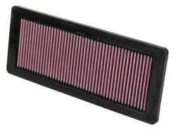 2011 Citroen DS4 1.6L L4 Air Filter