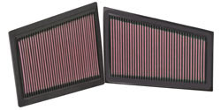 2009 Mercedes-Benz CLK320 3.0L V6 Air Filter