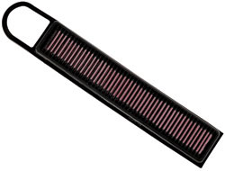 K&N replacement air filter 33-2941