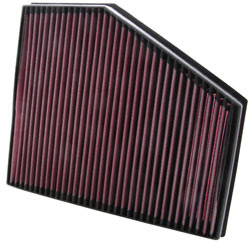 Replacement air filter for various BMW diesel makes and models
