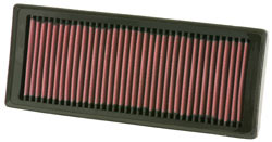 K&N's 33-2945 replacement air filter.