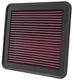 2011 Mitsubishi L200 2.5L L4 Air Filter