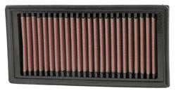 2010 Suzuki Splash 1.3L L4 Air Filter