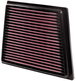 2008 Ford Fiesta VI 1.6L L4 Air Filter
