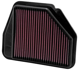 2009 Chevrolet Captiva Sport 2.4L L4 Air Filter