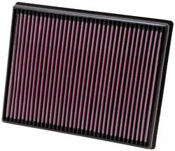 2008 BMW X6 xDrive 35d 3.0L L6 Air Filter