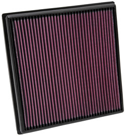 2013 Vauxhall Cascada 2.0L L4 Air Filter