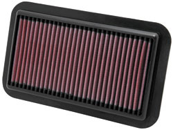 Replacement Air Filter for 2009 to 2012 Suzuki Alto V and Nissan Pixo 1.0L