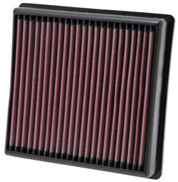 Air Filter for certain 2010 to 2016 Opel and Vauxhall Meriva B models with diesel and petrol engines