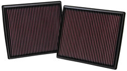 2007 Mercedes-Benz ML420 4.0L V8 Air Filter