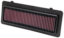 Replacement Air Filter for 2007 through 2012 Hyundai i10 1.2L Kappa