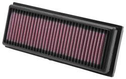 Replacement Air Filter for 2010 Maruti Suzuki Wagon R 1.0L