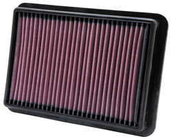 Replacement Air Filter for 2005 through 2011 Nissan Navara 2.5L Diesel