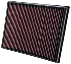 Replacement Air Filter for 2010, 2011, 2012, 2013, 2014, 2015 and 2016 Volkswagen Amarok 2.0L