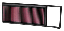 2014 Vauxhall Tour 1.3L L4 Air Filter