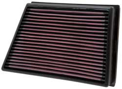 Replacement air filter 33-2991 for Land Rover Range Rover Evoque and Freelander models