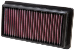 2011 Renault Wind 1.2L L4 Air Filter