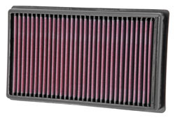 2012 Citroen C4 II 2.0L L4 Air Filter