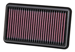 2013 Hyundai i10 1.0L L3 Air Filter