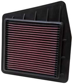 K&N air filter part number 33-3003 for Honda Accord IX models