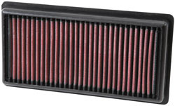 2014 Citroen C3 II 1.0L L3 Air Filter