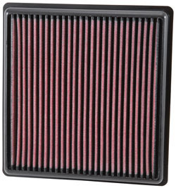 2012 Vauxhall Adam 1.2L L4 Air Filter
