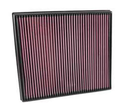 K&N reusable air filter for 2011-2015 Ford Transit, and Transit / Tourneo Custom models
