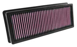 2012 BMW 640d Grand Coupe 3.0L L6 Air Filter