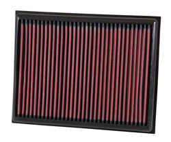 2017 Nissan NP300 Navara 2.3L L4 Air Filter