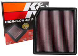 K&N Replacement Air Filter for 2015-2017 Suzuki Vitara with box