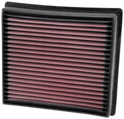 2014 Dodge Ram 3500 Pickup 6.7L L6 Air Filter