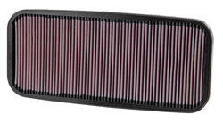 >K&N race air filter for the 2006-2012 Porsche 911 GT3 RSR