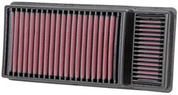 2011 Ford F550 Super Duty 6.7L V8 Air Filter